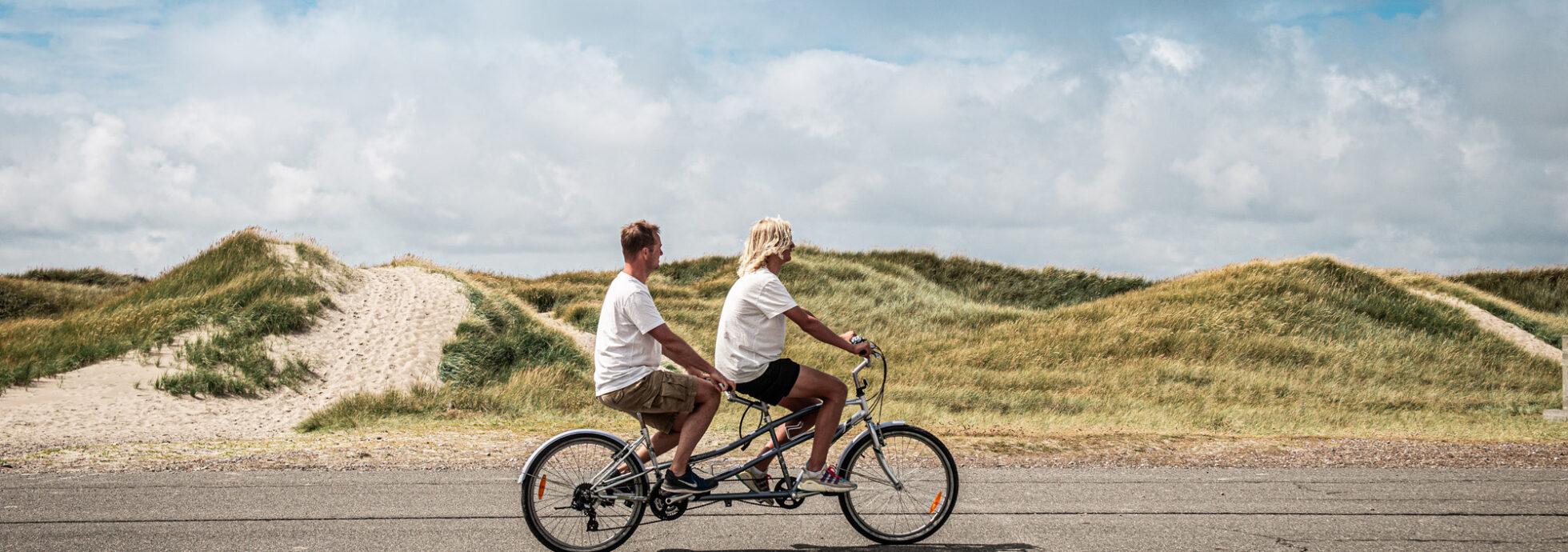 Udlejning af cykler